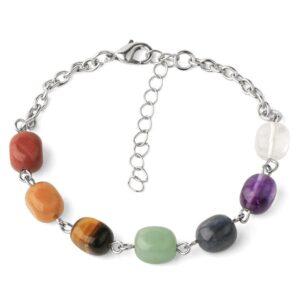 Bracelet tendance 7 chakras