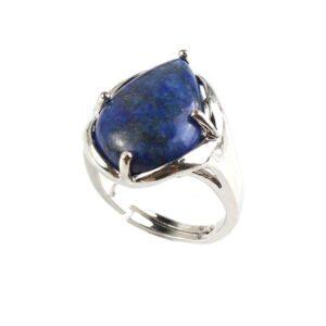 Bague Lapis Lazuli Femme