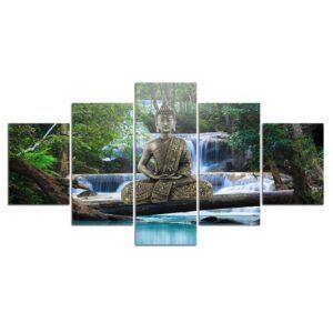 Tableau Bouddha Décoration Esprit Zen