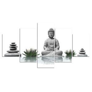 Tableau Bouddha Décoration Calme et Paisible