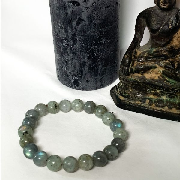 bracelet pierre labradorite
