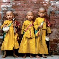 enfants du nepal