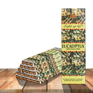 Baton d'Encens – Eucalyptus