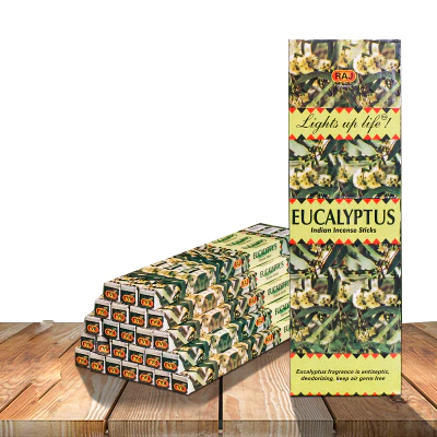 Baton d'Encens - Eucalyptus