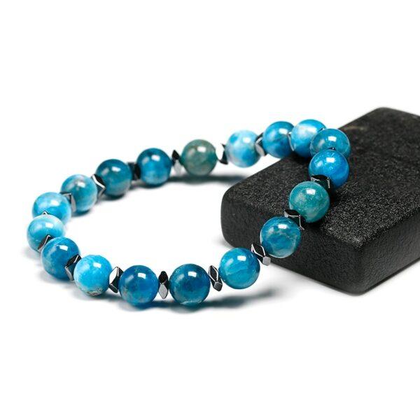 bracelet perte de poids apatite et hématite