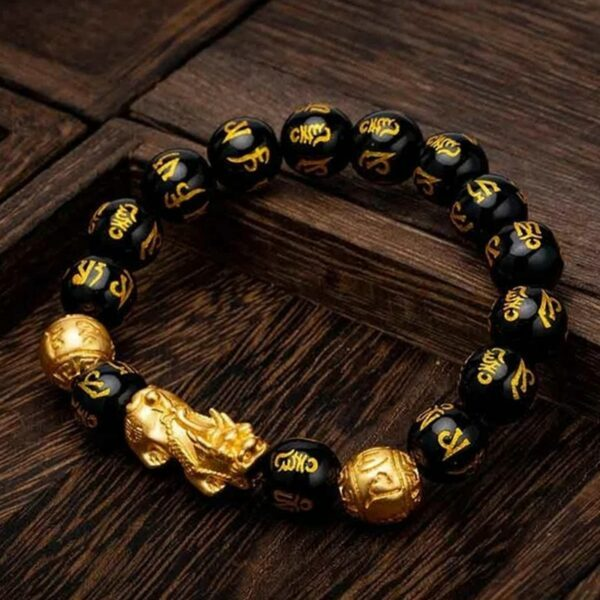 Bracelet Feng Shui en Pierres Naturelles 1