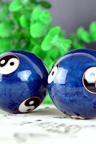 boules de qi gong chinoise