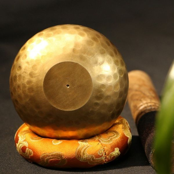 bol tibétain en cuivre