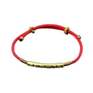 Bracelet Tibétain Chance & Abondance