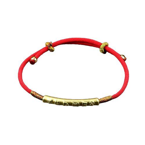 bracelet de chance tibétain