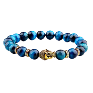 Bracelet Bouddha en Oeil de Faucon
