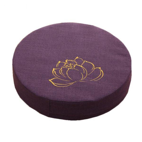 coussin de meditation Sahaswara