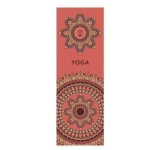 Tapis de Yoga Microfibre Ressourçant
