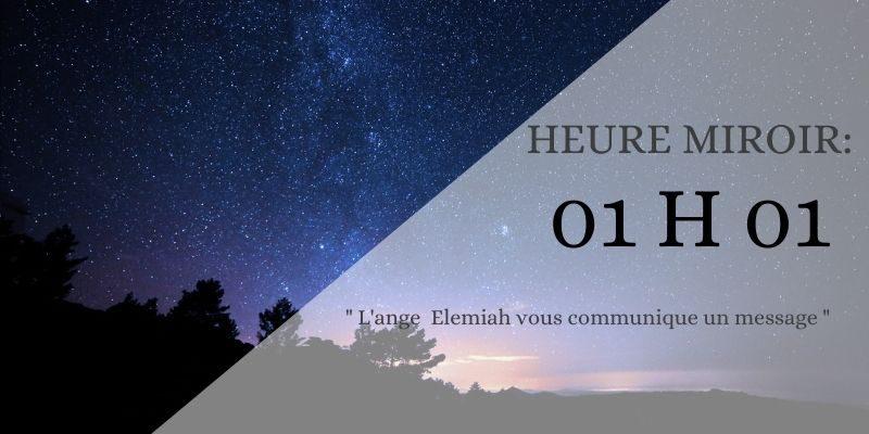 message heure miroir 01h01