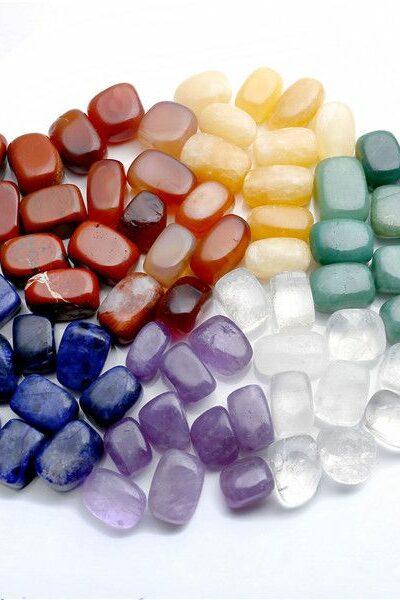 pierre qualité premium 7 chakras