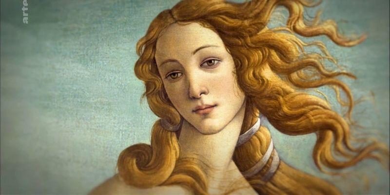 Aphrodite déesse de l'amour