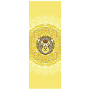Tapis de Yoga Lion