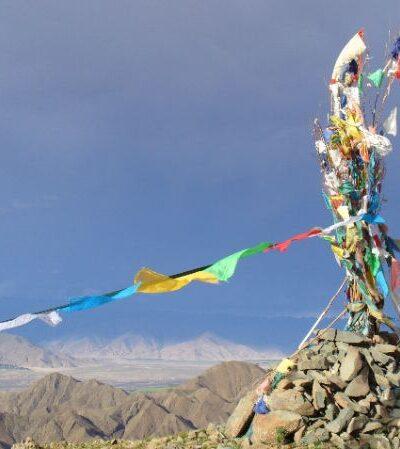 paysage tibétain