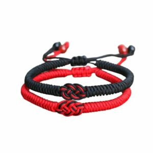 Bracelet Couple Tibétain
