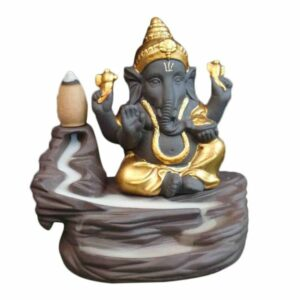 bruleur d'encens elephant symbole
