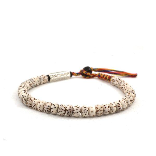bracelet en graine de boddhi