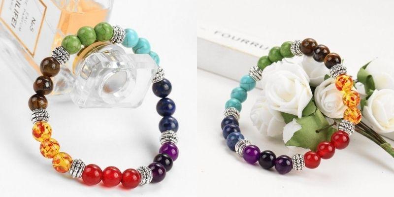 bracelet de chakra
