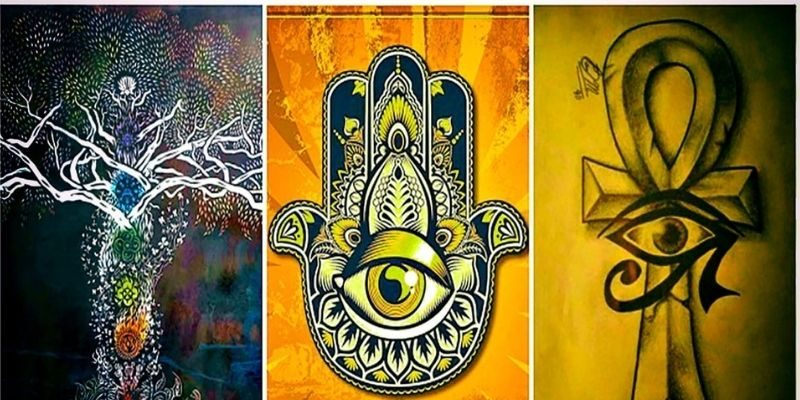 principaux symboles de protection