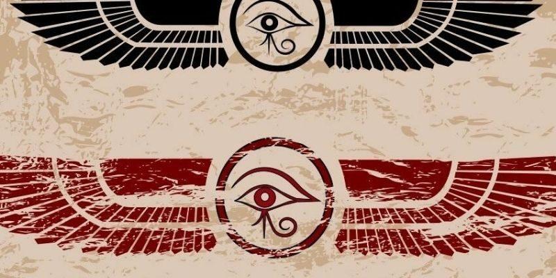 symbole de protection oeil d'horus