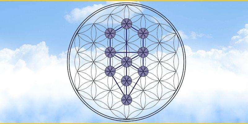 signification de la fleur de vie