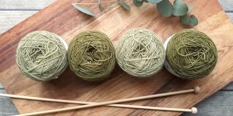 laine pour attrape reve