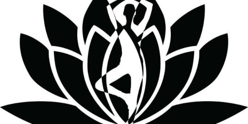 dessin fleur de lotus dans le yoga