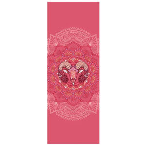 tapis de yoga belier