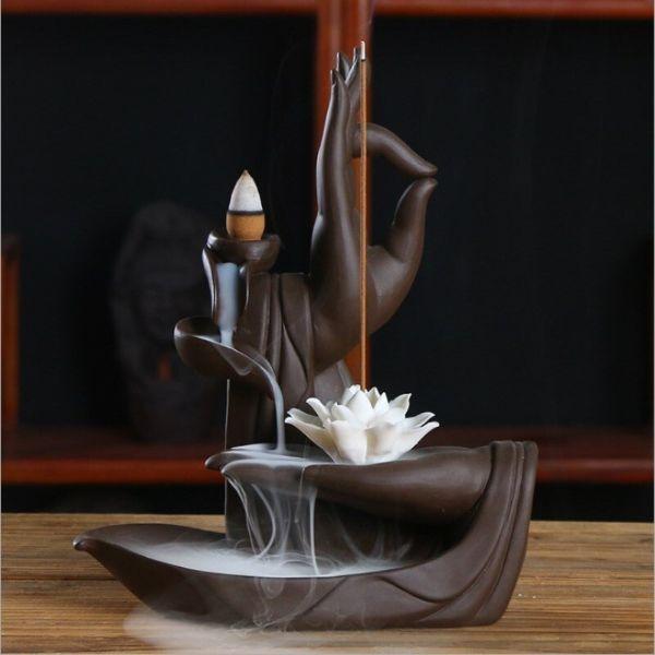 porte encens japonais