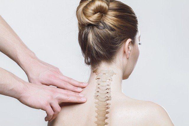 massage au cou