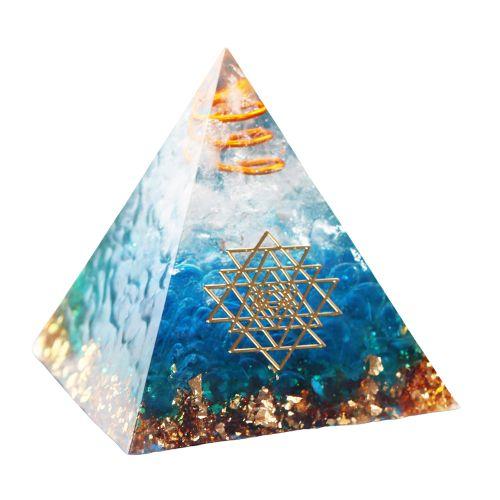 pyramide orgonite énergie positive