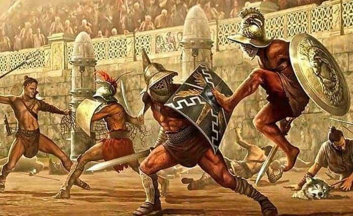 Les gladiateurs romains utilisaient des pierres oeil de tigre pour ses vertus