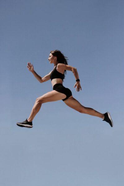 femme sportive bonne santé