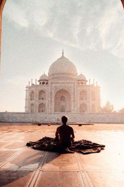 calme méditation temple