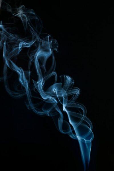 fumée naturelle relaxante