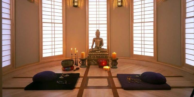 endroit propice à la méditation