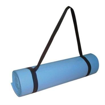 tapis de yoga portable